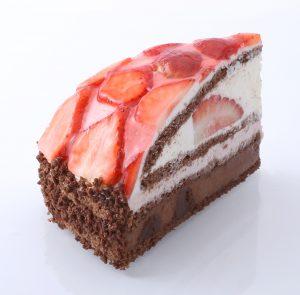 18A苺と生チョコのトルテ