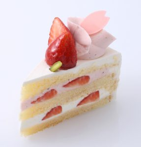 18Aさくらのショートケーキ