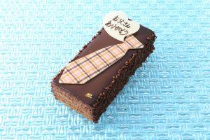 父の日ベルギーショコラケーキ
