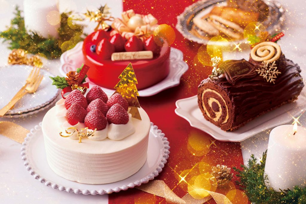 クリスマスケーキimage