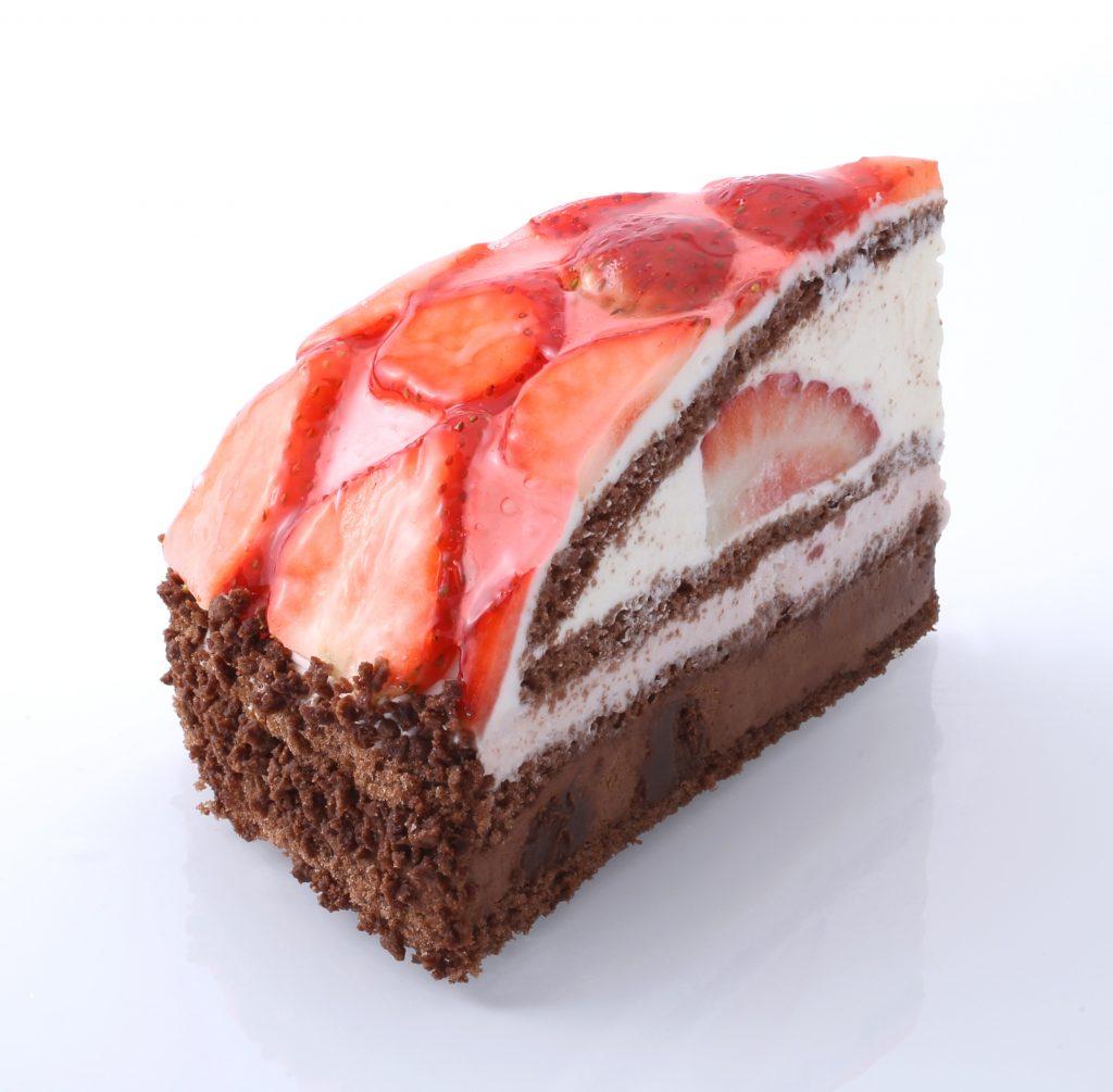 19A苺と生チョコのトルテ