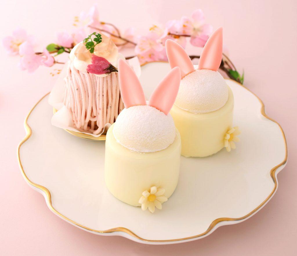 春うさぎのレアチーズ_image