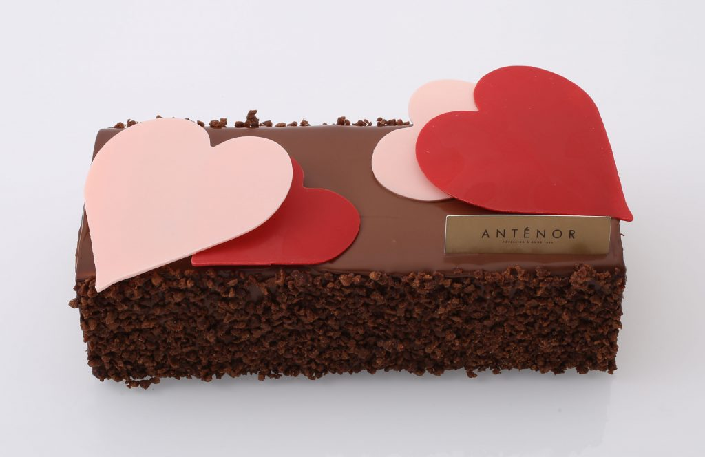 20Aバレンタイン・ベルギーショコラケーキ