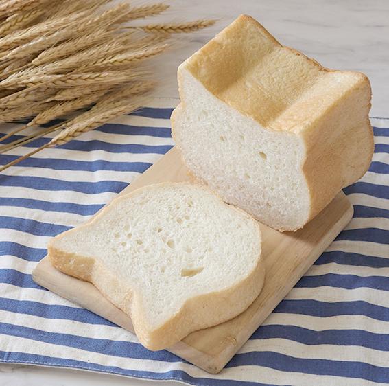 PR_ねこ型食パン