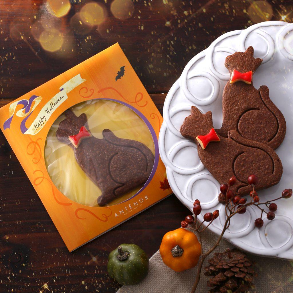 20 Aハロウィンクッキー