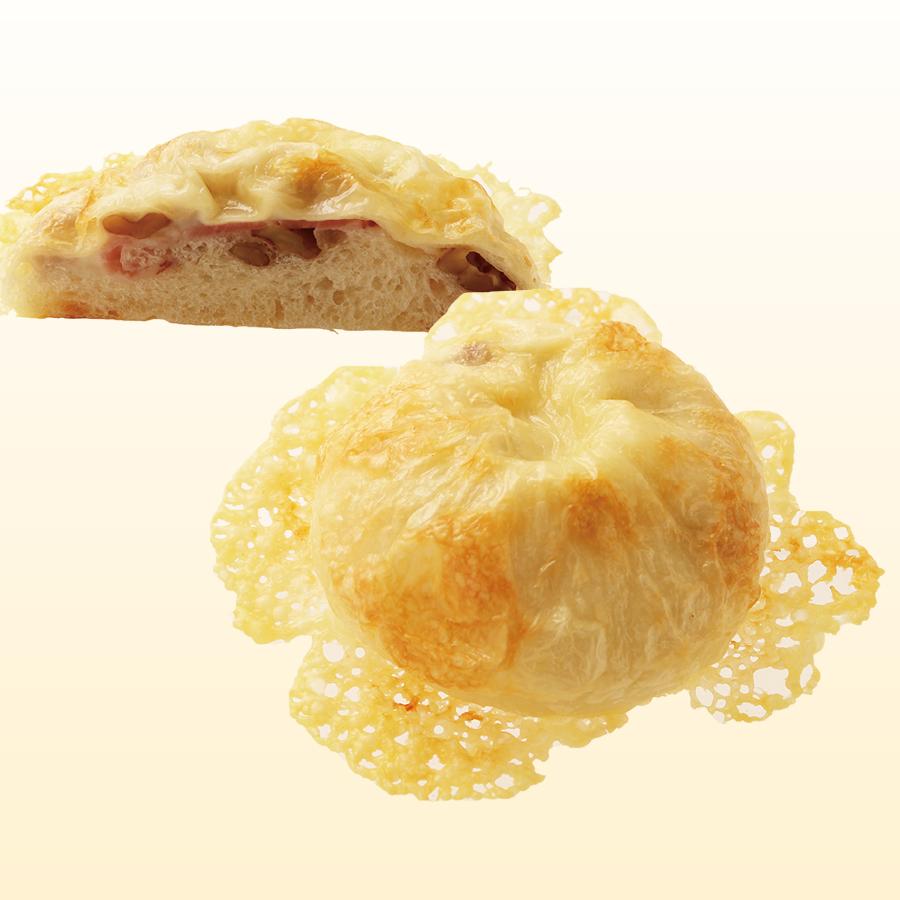 Web用4種のチーズパン