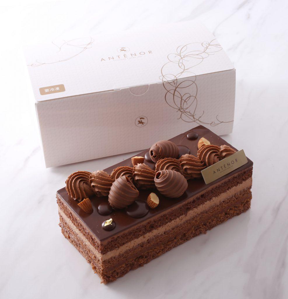 ケーキ+箱